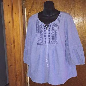 Tops - Women's shirt! St.Johns Bay!! XL!! EUC! Very nice!